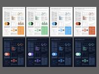 Vertical Infographic Mockup