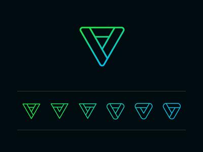 Vitals healthcare vitals clean identity illustrator website flat animation web app ui ux vector logo illustration icon branding design icons iconography
