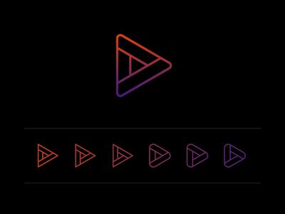 Device digital clean identity illustrator lettering minimal website flat web app ui ux vector logo illustration icon branding design icons iconography