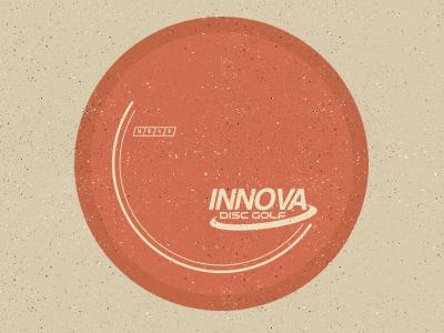 Dribbble disc