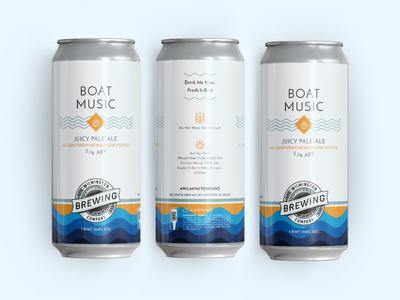 Wilmington Brewing Company Label Design Update