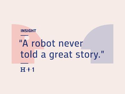 Humanize:1 insight