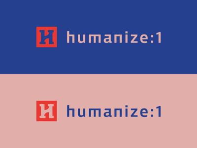 Humanize:1 logo