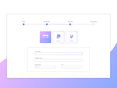 100 Days of UI - Checkout