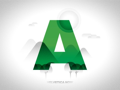 A Helvetica Now