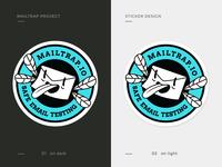 Mailtrap Sticker