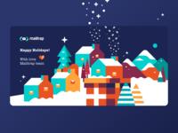 Mailtrap New Year Card