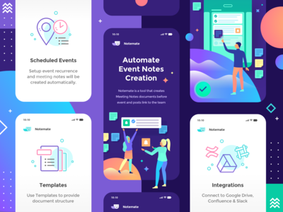 Notemate App Mobile