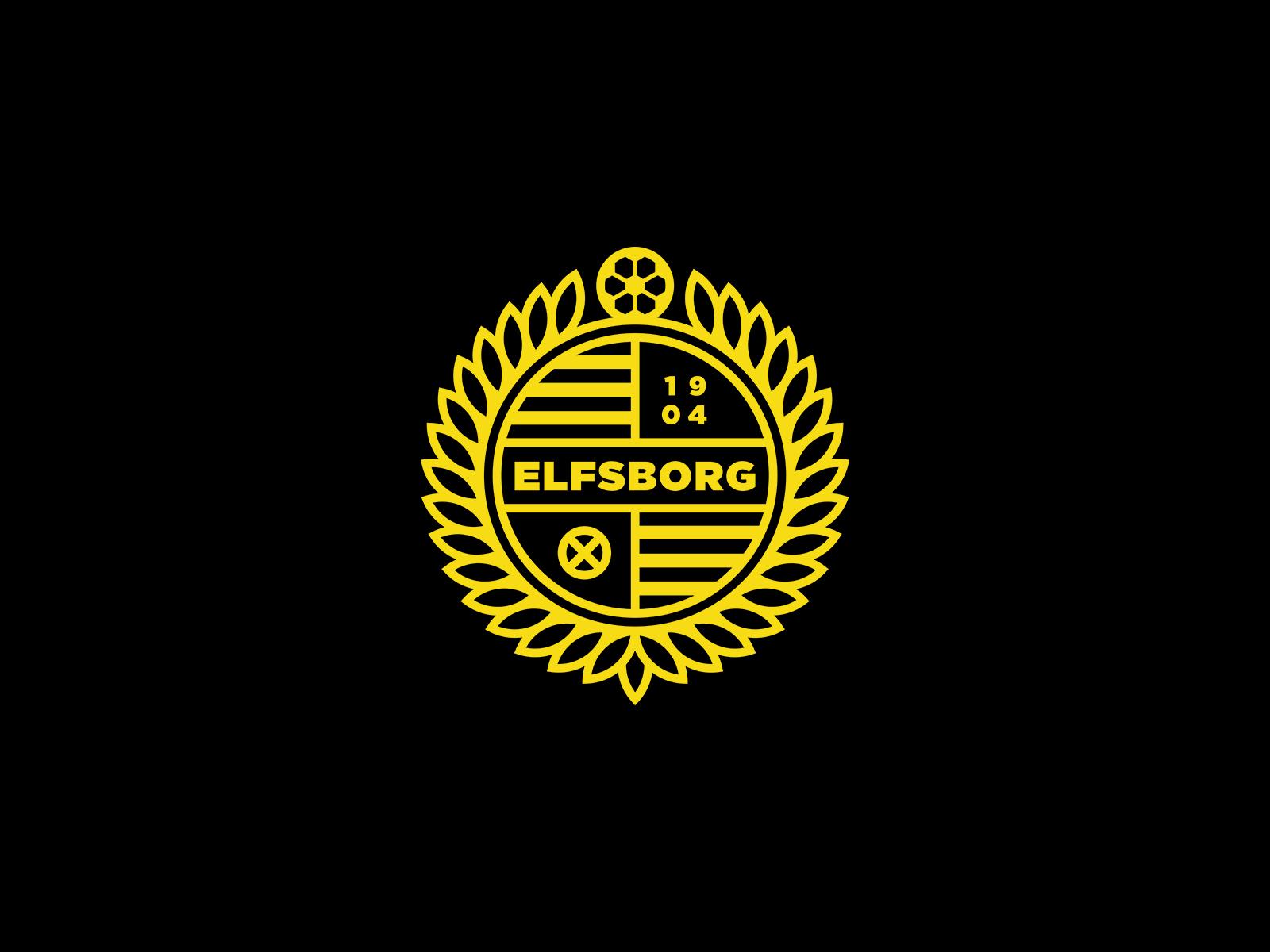 IF Elfsborg | Logo Redesign by Damjan on Dribbble