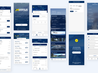 Harbour air mockups