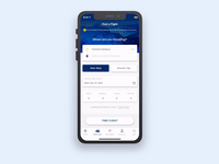 Harbour Air Mobile - Booking Flow