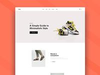 Pixle - Homepage
