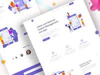 Saas App Landing Page V3
