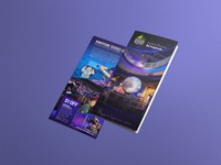 Adventure Science Center Travel Brochure