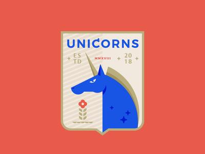 Unicorns team emblem or something like that :-)