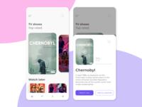 WatchOut - UI Concept