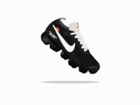 OFF-WHITE Nike Vapormax