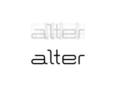 Alter Logotype