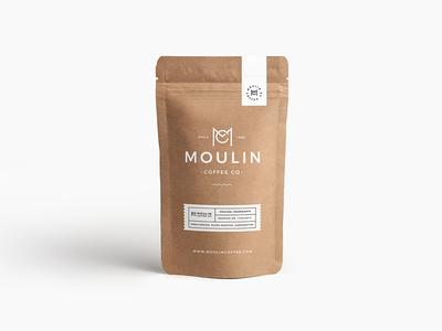 Moulin Coffee - Behance Project