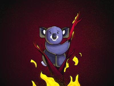 Australian Koalas need our help! Please help my country!