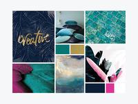 Moodboard | Rochellie Font