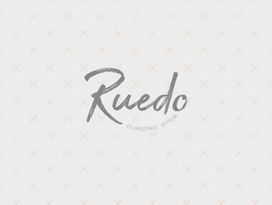 Logo Design for Ruedo