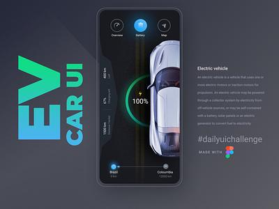 100 Day s UI Design Challenge ui minimal app design aniamted gif