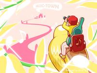 music-town