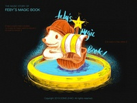 Feby's Magic Book