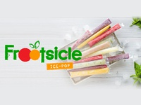 Logo Design for ICE POPSICLE