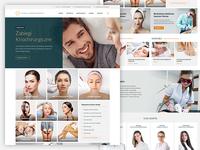 Clinica Dermatologica homepage
