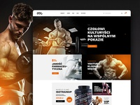 💪 Muscle Clinic e-commerce