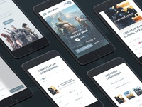 Pay&Play gaming e-commerce