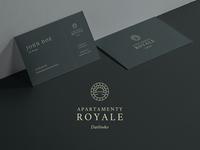 Apartamenty Royale Logo & Branding