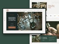 Whisky Festival Webdesign