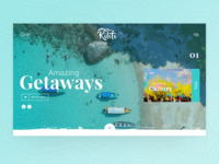 Kilifi Website Concept