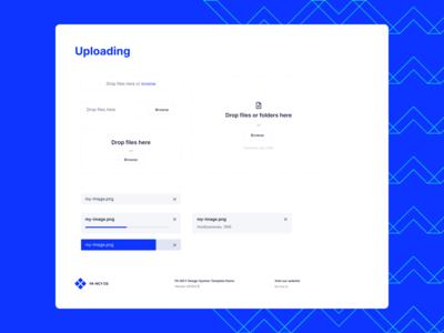 Uploading Components | Design System