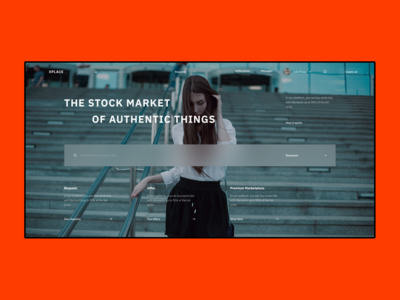XPLACE — The Stock Market of Authentic Things