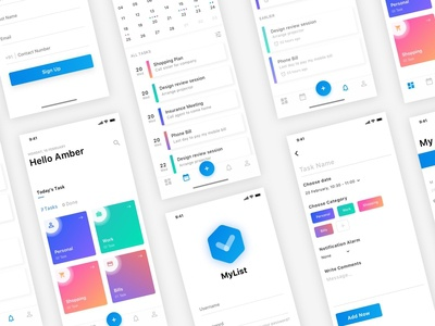 Daily Task Management App