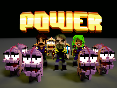 POWER Voxel