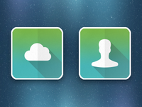 The Currency Cloud Icons