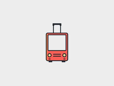 Travel Bus & Bag