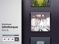 Idiotheque / Music Player