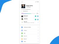 Ess_employee profile