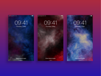 Wallpapers: galaxy-ish