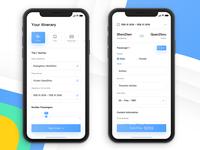 Mobility/Ticketing App