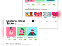 Ipad Pro Stickers Shop App