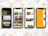 Meal Planner Concept App