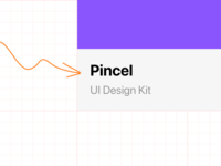 Presenting Pincel - UI Design Kit