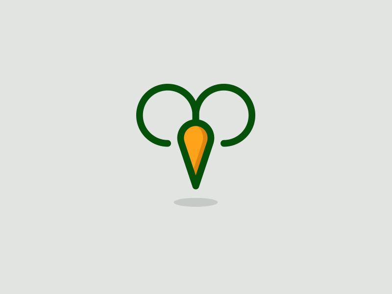 Healthy Takeaway fastfood food heart carrot takeaway healthfood healthy
